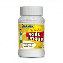 Acide citrique 400gr fabulous - Starwax