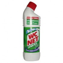 Gel javel pour WC 750ml - WC NET