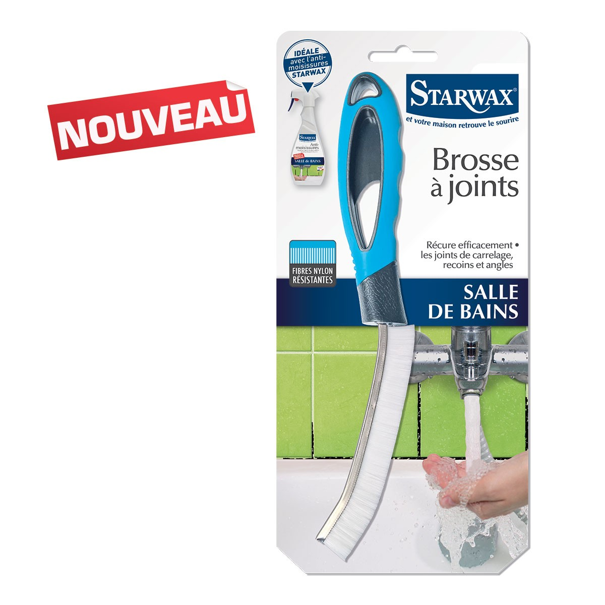 Brosse à joints - Starwax