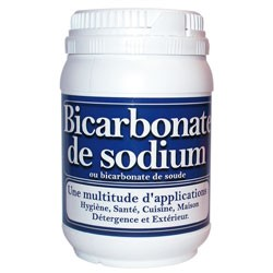 BICARBONATE DE SODIUM 250G