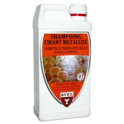 SHAMPOING CIRANT ROUGE AVEL 1L   49126