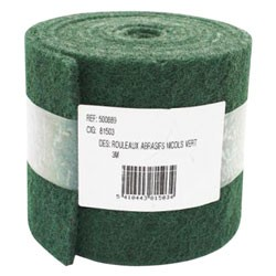 TAMPON VERT ROULEAU 3M PRO NIC. 500889