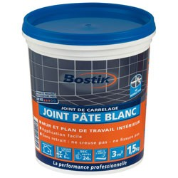 JOINT CARREL.PATE BLC 1.5KG BOSTIK