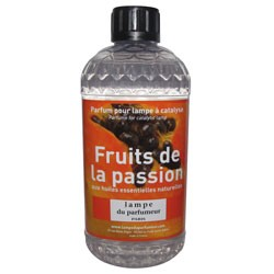 RECHARGE P/LAMPE 500ML FRUITS DE PASS.