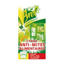 PYREL ANTIMITES ALIMENTAIRES X2  25919