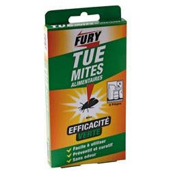 FURY PIEGE A MITES ALIMENTAIRES X2