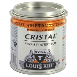 VERNIS CRISTAL METAUX LOUIS13 125ML