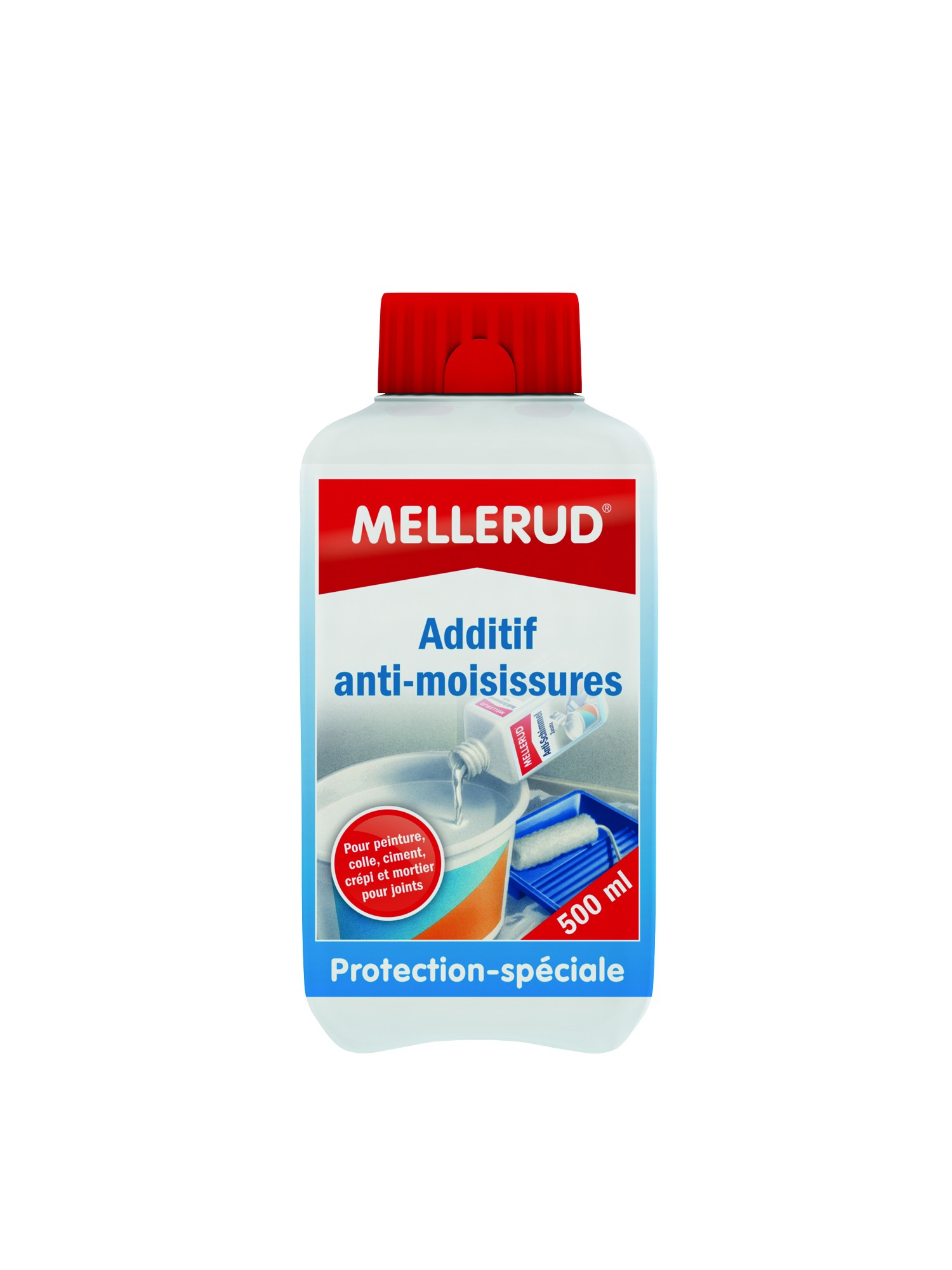 Additif Anti Moisissure 500 mL - Mellerud