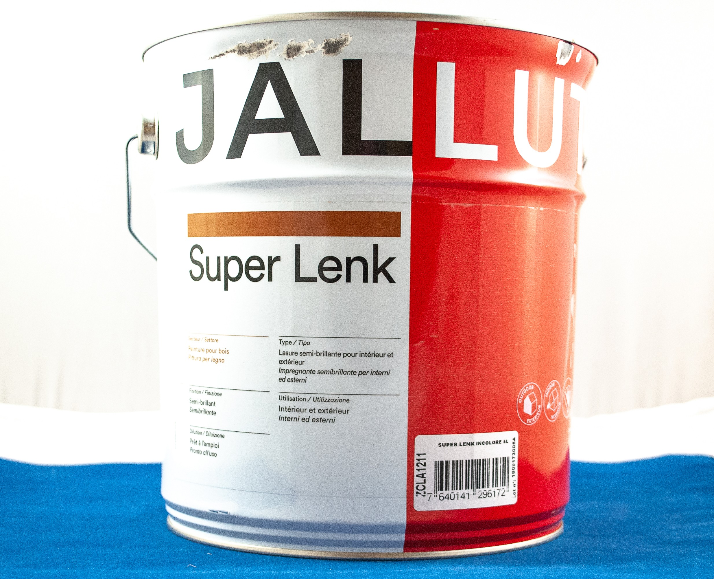 Lasure Pin 5L - Lenk