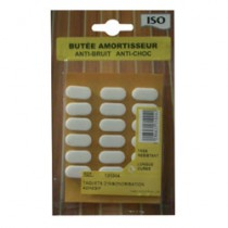 TAQUET ANTI BRUIT MOUSSE    SC  131004 - ISO