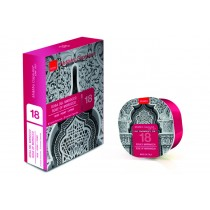 Capsule George x2  Rose De Marrakech N 18 - Mr and Mms FRAGRANCE
