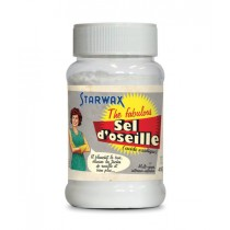 Sel d'Oseille 400 Gr - The Fabulous - Starwax