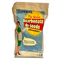 Bicarbonate de Soude Alimentaire 1 Kg - The Fabulous - Starwax