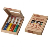 COFFRET 4 OFFICE 112 4 COULEURS PANACH