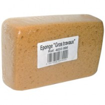 EPONGE GROS TRAVAUX POLYESTER 4033000A