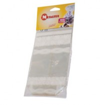 SACHET CELLOPHANE X 10 DECOR DENTELLE