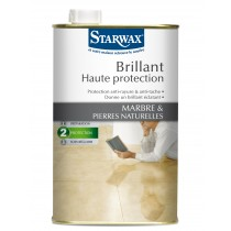 Protection brillante Pierres naturelles, Marbre 1L. - Starwax.