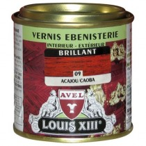 "Vernis Bois Brillant ""Incolore"" 125 mL - Louis XIII"