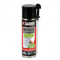 SADER MOUSSE EXPANS.UNIV.300ML