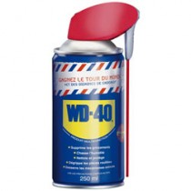 Wd 40 lubrifiant 250ml double spray - WD 40