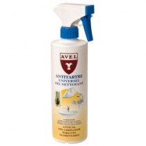 GEL ANTI TARTRE AVEL PISTOLE.500ML4404