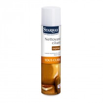 Nettoyant cirant express tous cuirs - Starwax