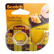 RL SCOTCH DOUBLE FACE 6.3X12MM  136D