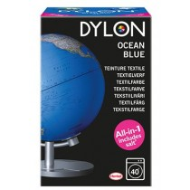 Teinture Grand teint en machine BLEU ROI      350g    - Dylon