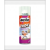 Aérosol Insecticide Choc Tous Insectes 100ml - Acto