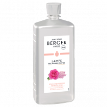 "Parfum de Maison ""Rose Intemporelle"" 500 mL - Recharge pour Lampe - Berger"