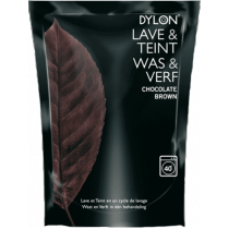 Teinture & Lavage Machine Chocolat (400g) - Dylon.