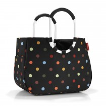 Sac shopping Loopshopper L dots - Reisenthel