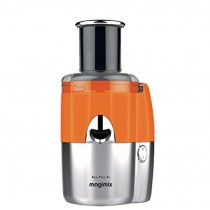 Centrifugeuse duo xl chromé mat. orange - MAGIMIX