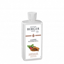 Parfum 500ml Cannelle de Noël - Berger