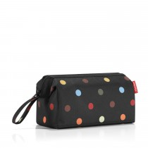 Trousse de toilette 'TRAVELCOSMETIC Dots' - Reisenthel