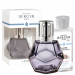 "Coffret Lampe berger Geometry Réglisse & Recharge ""Caresse de Coton"" 180 mL - Berger"