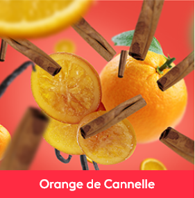 Parfum Orange de Cannelle
